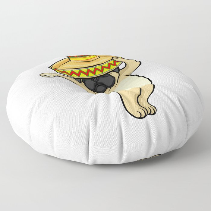 Cinco De Mayo Sombrero Floor Pillow By