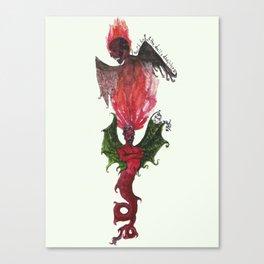 Devil's daughter Canvas Print