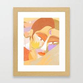 Slowdown Framed Art Print