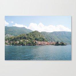 Varenna Canvas Print