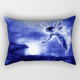 Midnight Angel Rectangular Pillow