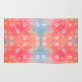 Funny Winter Pattern Rug
