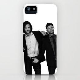 Jensen& Jared iPhone Case