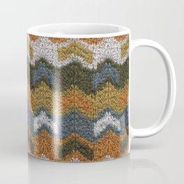 Flying V's Knit Coffee Mug