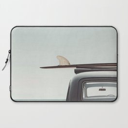 Surfing time Laptop Sleeve