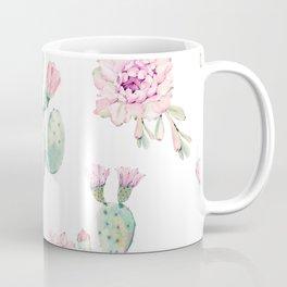 Simply Cactus Rose Coffee Mug