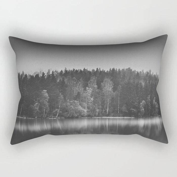 Echoes II Rectangular Pillow