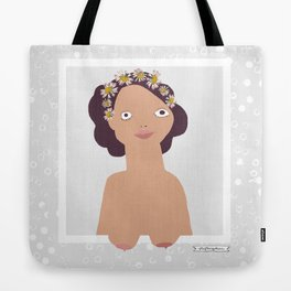 BREASTS IMPRESS NO 3 Tote Bag