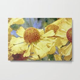 Dreamy Summer Metal Print