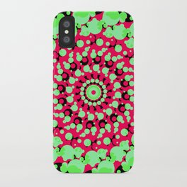 Dream #1 - Androids Dream of Electric Sheep iPhone Case