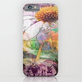 Daisy Illumination iPhone Case