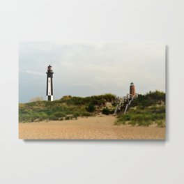Beach IV Metal Print