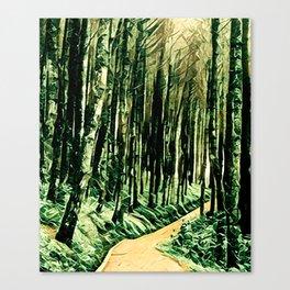 way to heaven 3 Canvas Print