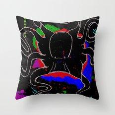Cephalopoda  Throw Pillow