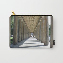Berlin Columns Carry-All Pouch