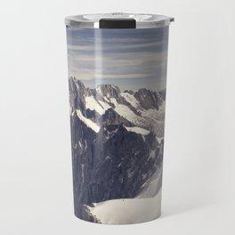 mountain spine Travel Mug
