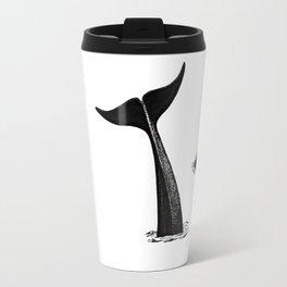 Whale flukes Travel Mug