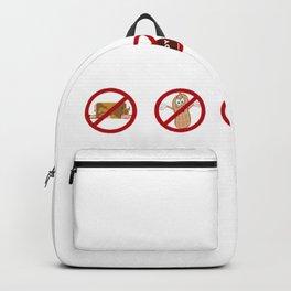 Food Allergy Pyramid Backpack