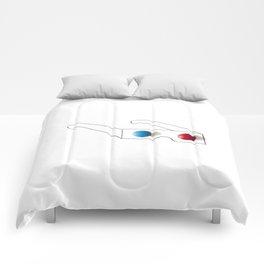 3D Glasses Comforters