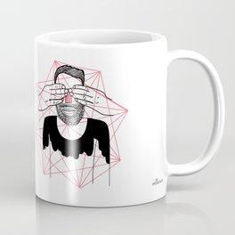 You close my eyes Coffee Mug
