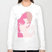 lucy Long Sleeve T-shirts featuring Lucy by Polvo