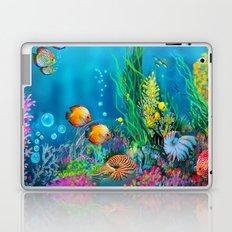 Undersea with Nautilus Laptop & iPad Skin