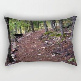 The Revelstoke Trail I Rectangular Pillow