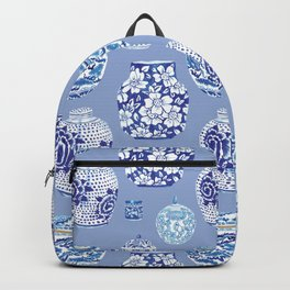 Chinoiserie Ginger Jar Collection No.6 Backpack