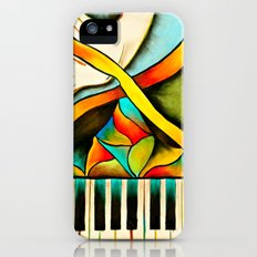 Piano- Behold iPhone (5, 5s) Slim Case