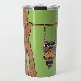 Come Swing With Me Travel Mug
