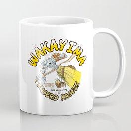 Wakayima. Character from Ancient Ugandan Folk Tale Coffee Mug