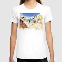bleach T-shirts featuring Bleach on the Beach by Borsalino