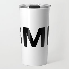 SMH (Shaking My Head) Travel Mug