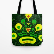 green doods Tote Bag