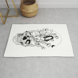 Evolve illustration Rug