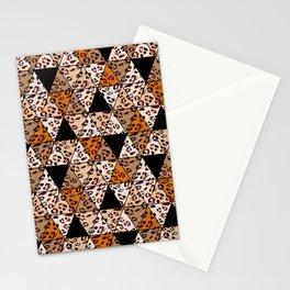 Safari, skin. Stationery Cards