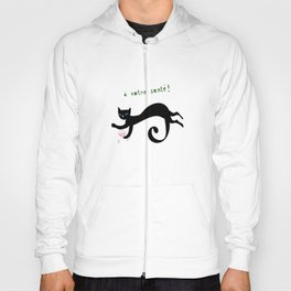 party animals - french cat Hoody