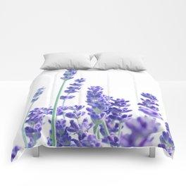Fresh Lavender #1 #decor #art #society6 Comforters