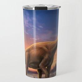 Jurassic Dinosaurs Travel Mug