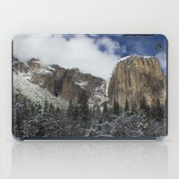 yosemite iPad Cases featuring Yosemite by Michelle Chavez