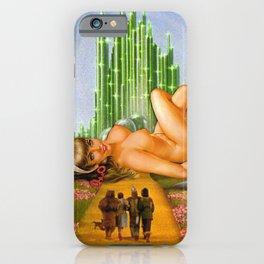 Never Surrender Dorothy  iPhone Case