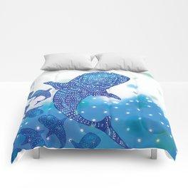 Marokintana - Whale Shark I Comforters