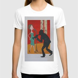 music jazz T-shirt