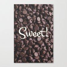 Sweet! Canvas Print