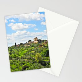 My Tuscan Dream Stationery Cards