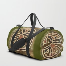 Ancestry / Map Duffle Bag