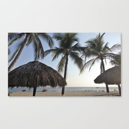In the Shade Canvas Print