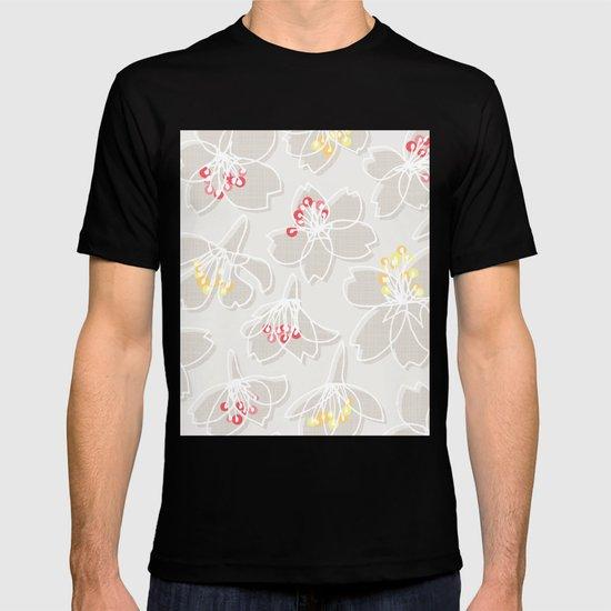Cherry Blossom: Pattern T-shirt