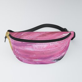 BE A BOLD FLOWER Fanny Pack