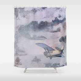 At The Mountains of Madness Shower Curtain